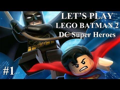Vidéo LEGO Jeux vidéo PCDCSHB2 : Lego Batman 2: DC Super Heroes PC