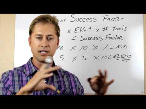 Work Smarter Not Harder: Your Network Marketing Success Factor Formula