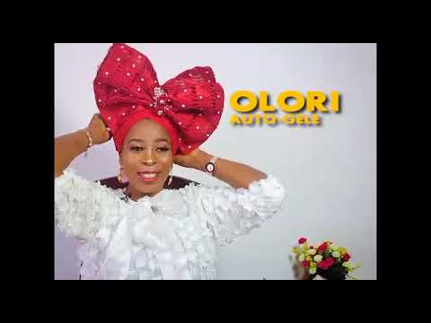 How to rock various Gele for Valentine