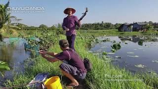 Dẫn Người Mỹ Dustin Đi Câu Cá l Fish Hunters