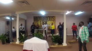 "Father""s Day at Victorious Life Church"