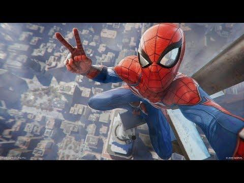 Прохождение Marvel's Spider Man [PS4] - Первый стрим