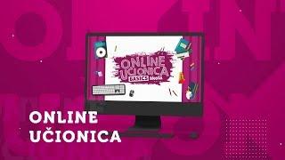"Počinjemo sa online nastavom! Dobrodošli u ""Online učionicu""!"