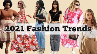 Wearable Fashion Trends 2021 // WHAT TO WEAR NOW