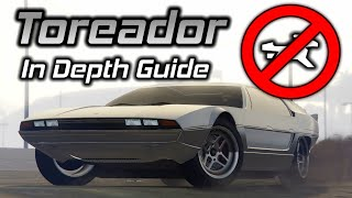 GTA Online: Pegassi Toreador In Depth Guide (The New Oppressor Mk 2 Counter)