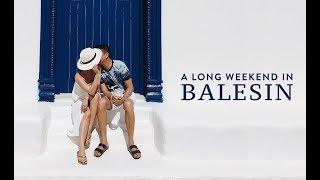 LONG WEEKEND AT BALESIN | Heart Evangelista