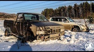 Правильный ДАТСУН / Nissan Datsun пикап