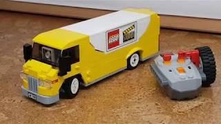 LEGO mini RC Transporter [MOC]