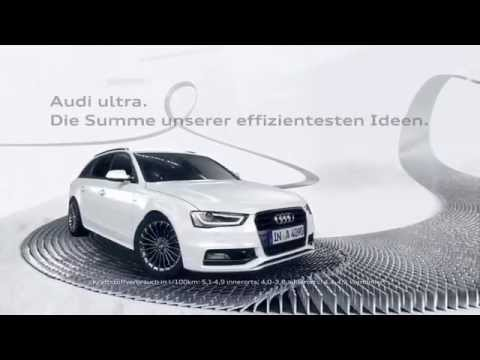 Audi Commercial for Audi A4 Avant Ultra (2014) (Television Commercial)