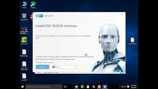 eset nod32 antivirus 11 activation key 2020