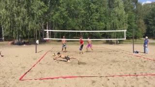 Пляжный волейбол 5