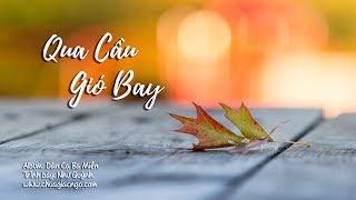 Hợp âm Qua Cầu Gió Bay Dân ca
