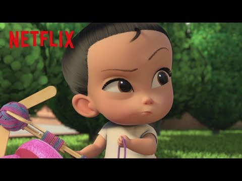 One Bad Baby | The Boss Baby Back in Business | Netflix
