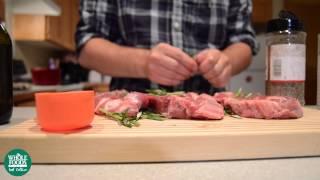 Collegian Cooks -- The Legendary Lamb