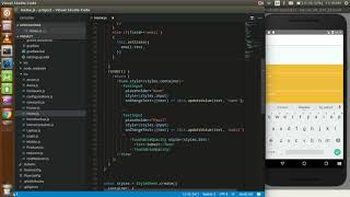 React-native tutorial #26 how to submit form and fetch api