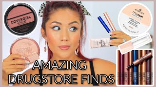 NEW DRUGSTORE MAKEUP TESTED : AFFORDABLE MAKEUP