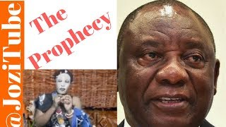 Sangoma PROPHECY:What is going to happen as CYRIL RAMAPHOSA take over