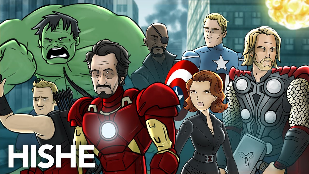 Alternate The Avengers Ending Raises Some Very Important Questions