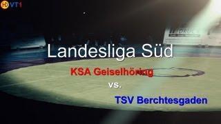 preview picture of video 'Ringen Landesliga Süd: KSA Geiselhöring vs. TSV Berchtesgaden (6.KT, 31.08.2013)'