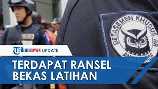 2 Terduga Teroris Ditangkap Densus 88 di Tasikmalaya, 1 di Antaranya Diketahui Bekerja di RS