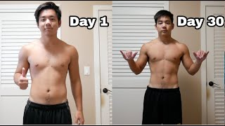 100 Abs A Day For 30 Days