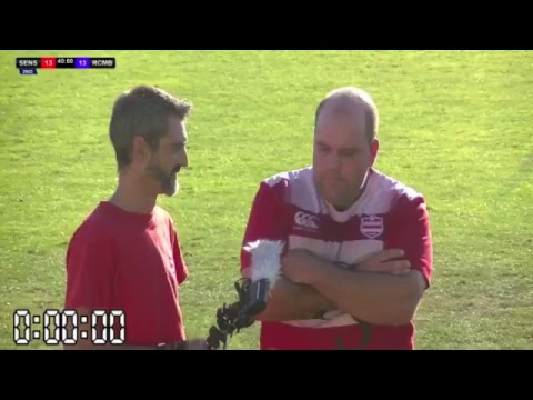 Match, RC Senonais Vs RCMB