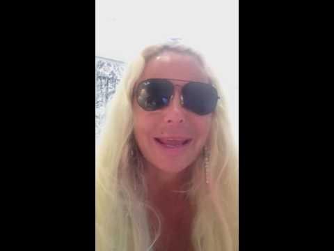 Vídeo de la cantante.