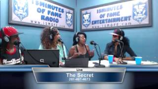"""Takeisha """"The Truth"""" Stewart interview on 15 Minutes Of Fame Radio (The Secret)"""