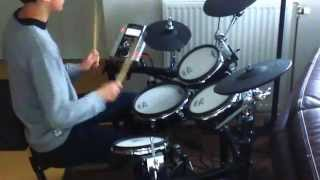 Apocalyptica - Cold Blood - Drum Cover