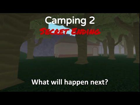ROBLOX Camping 2 | Secret Ending