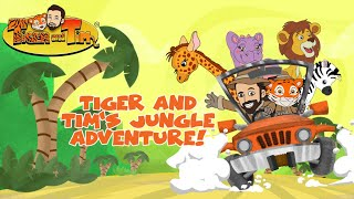 Tiger and Tim's Jungle Adventure