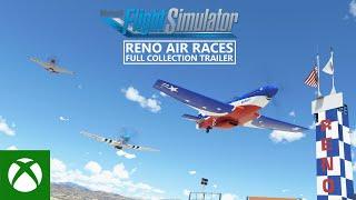 Xbox Microsoft Flight Simulator – Reno Air Races – All Planes anuncio