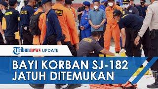 Bayi 11 Bulan Korban Jatuhnya Sriwijaya Air SJ 182 Ditemukan, ART Kenang Lambaian Terakhir Bayi