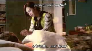 [Love Rain OST] Tiffany - Because It's You (Sub. Esp. + Rom.)