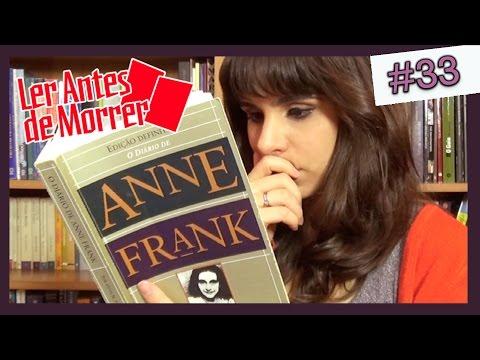 O INACREDITÁVEL DIÁRIO DE ANNE FRANK (#33)