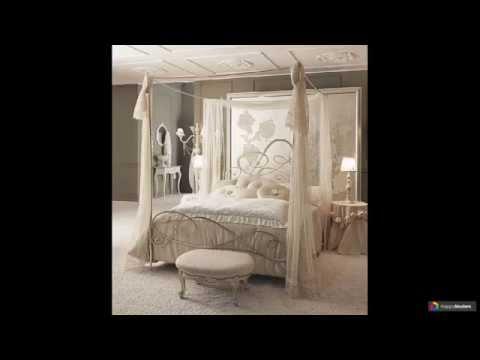 Кровать с балдахином 90 идей