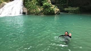 Chasing Waterfalls: Cabais Falls, Alegria Cebu - Nov 2017
