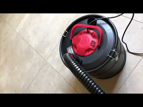 Test aspirateur Kaminer