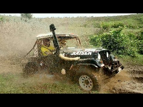 Bhopal Mud Race | OFF ROAD | AL Aamir Khan