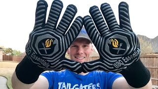 BBQ Essentials Grill Gloves