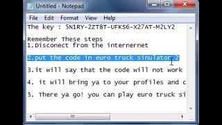 euro simulator 2 product key