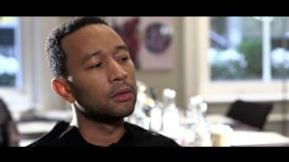 "John Legend: ""My wife cried when she first heard 'All Of Me'"