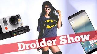 Анонс Google Pixel 2 и гибкий Note 9 | Droider Show #309