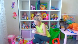 ВЛОГ Дождливая погода ♡ Покупаем Алисе сапожки ♡ Отвечаю на ваши вопросы