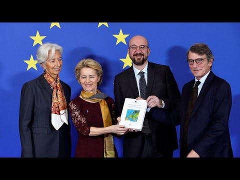 Ανέλαβε καθήκοντα η νέα ηγεσία της ΕΕ