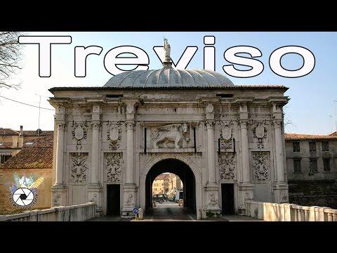 Conheça Treviso - Visita ao centro de Tr