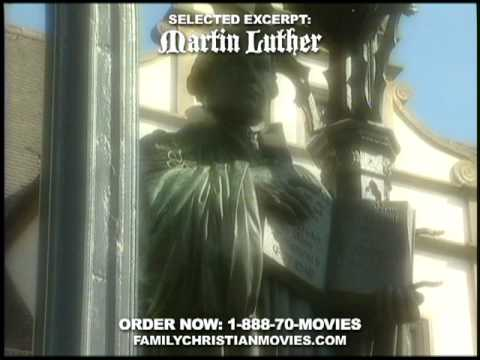 Martin Luther: A Journey to the Heart of the Reformation DVD movie- trailer