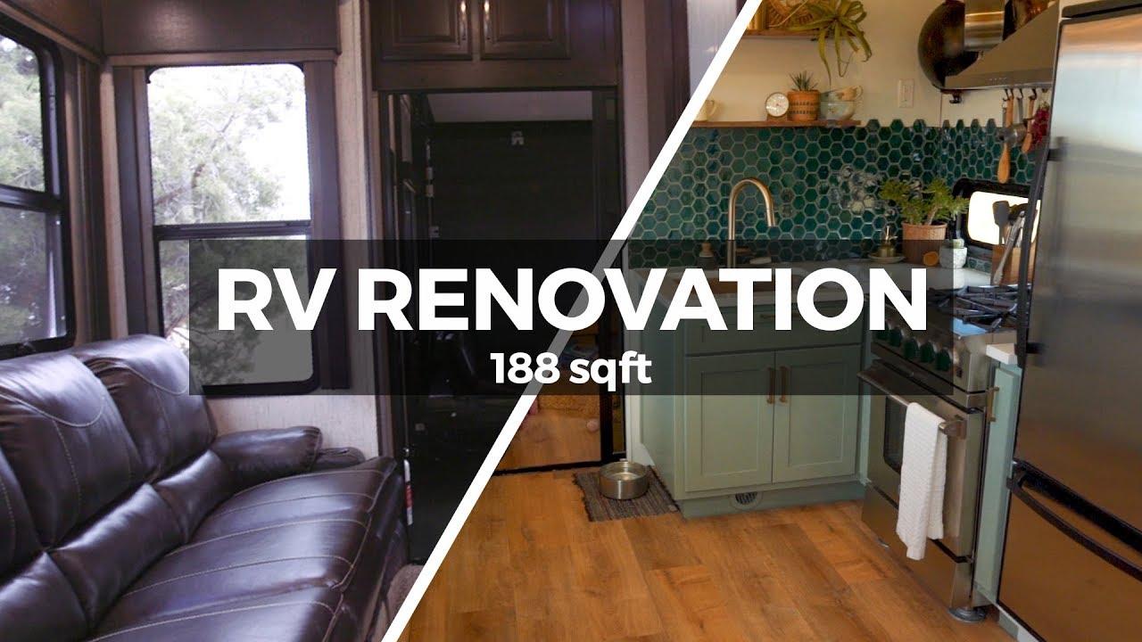 Video Category: RV Interior Modifications