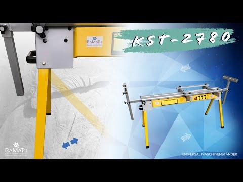 BAMATO universal Maschinenständer KST-2780
