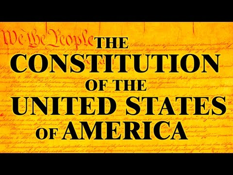 United States Constitution · Amendments · Complete Text + Audio